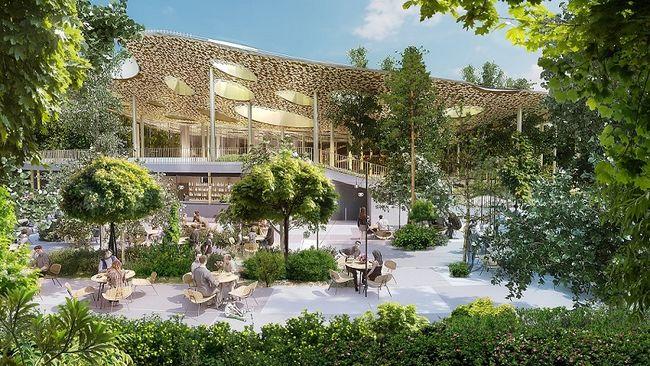 Hamarosan megkezdődik a Magyar Zene Háza építése