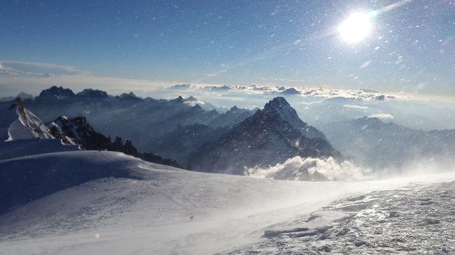 Életveszélyessé válik a francia Alpok, ezzel kell megküzdeniük a hegymászóknak