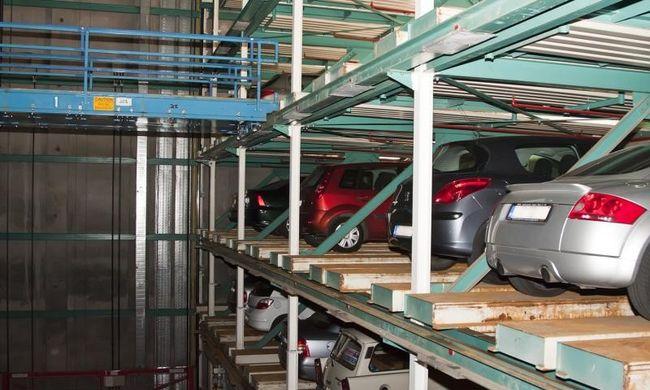 Ráfizetés: 15 év után bezárt az első szegedi parkolóház