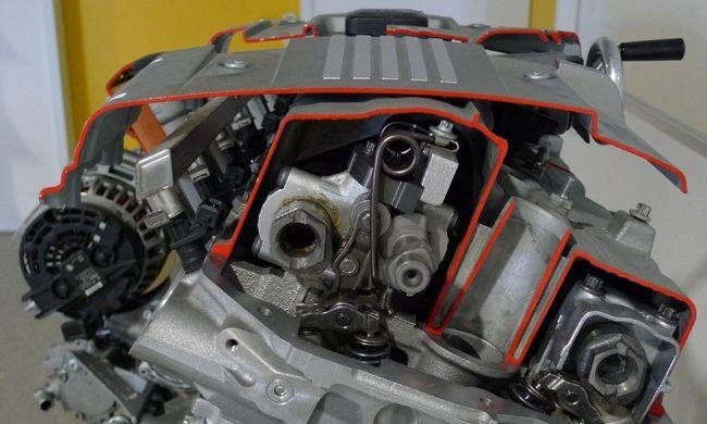 Örökzöld téma a vezérműtengely nélküli belső égésű motor