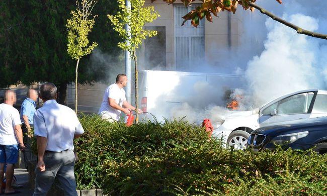 Filmbe illő jelenet Nyíregyházán: szabadnapos rendőr vette kézbe az ügyet