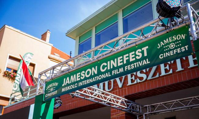 Dübörög a 15. Jameson CineFest Miskolci Nemzetközi Filmfesztivál