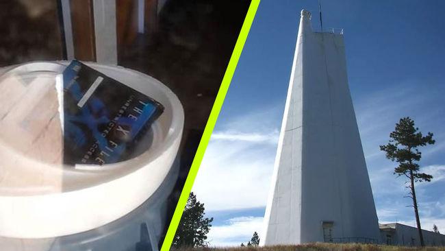 Kiderült miért evakuálta az FBI az Új-Mexikói csillagvizsgálót