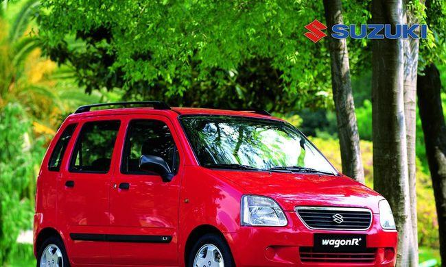 Mi van a dobozmini helyett - 25 éves a Suzuki Wagon