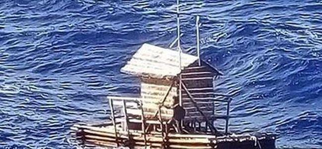 19 éves fiút sodort el az óceán, 49 napon át magára volt utalva