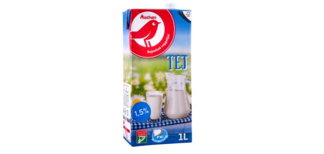 Kiadták a figyelmeztetést: újabb tejet von ki a forgalomból a Nébih