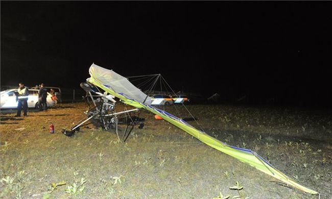 Két gyermek maradt félárván, első repülésén hunyt el Vendel