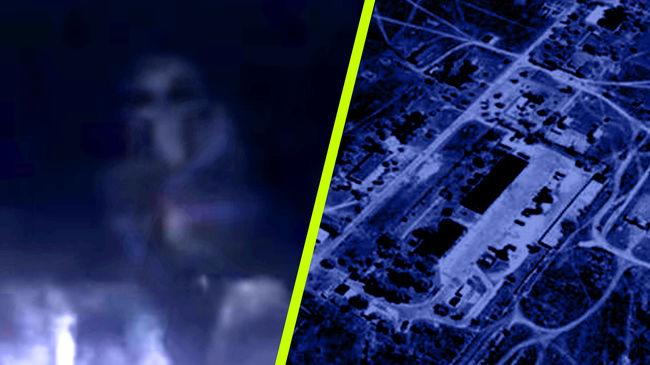 Döbbenetes videó: Földönkívüli támadás egy orosz bázison