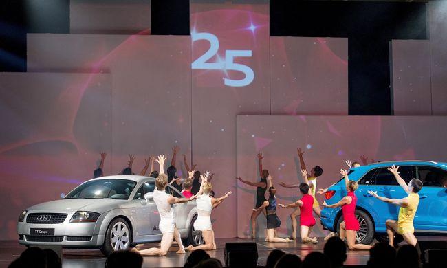 Az Audi új hazára talált Magyarországon