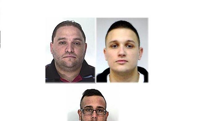 Lövöldöztek Budapesten, ezt a 3 férfit keresi a rendőrség