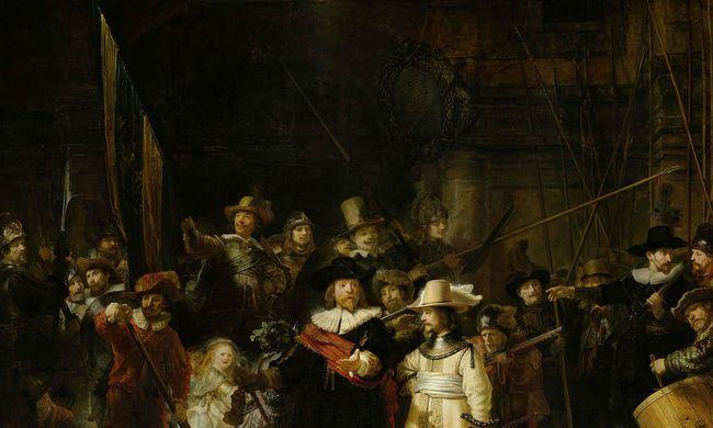 Élőben nézhetjük a munkát: évekig tart majd a világhírű festmény felújítása