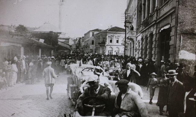Kalandra fel! Budapest-Konstantinápoly Túraút