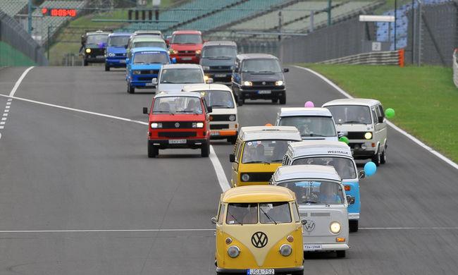 (M)ilyen volt a hetedik Volkswagen-találkozó
