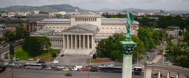 Lenyűgöző változás: Visszanyerte eredeti pompáját a Szépművészeti Múzeum!