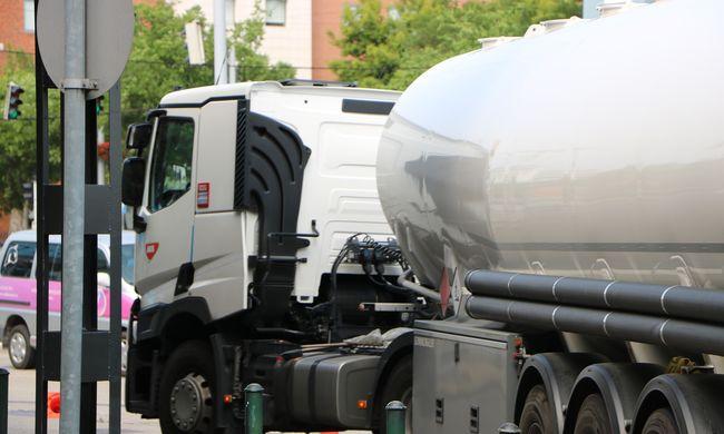 Meghalt egy magyar kamionos Ausztriában