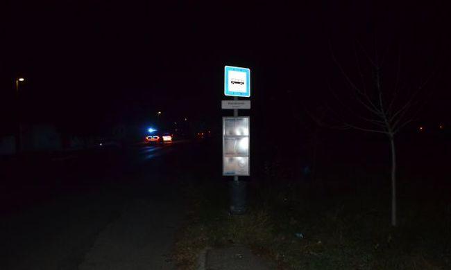 Tragédia Kecskeméten: elindult a buszmegállóból a férfi, halálra gázolták