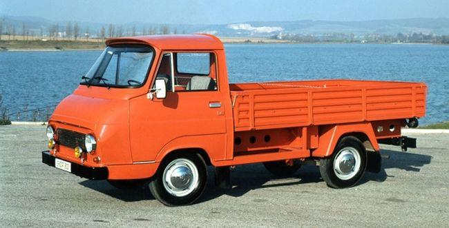 50 éves a Škoda 1203