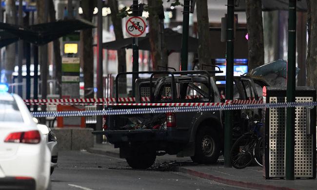 Fejlemény a melbourne-i merénylet ügyében: terrortámadás történt