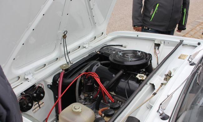 Veterán korú járművek fenntartása és alkatrész-ellátása (1. rész)