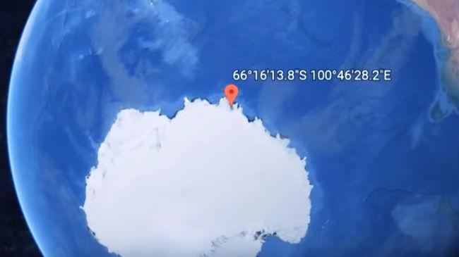 Kinyílt egy titkos UFO-hangár kapuja az Antarktiszon