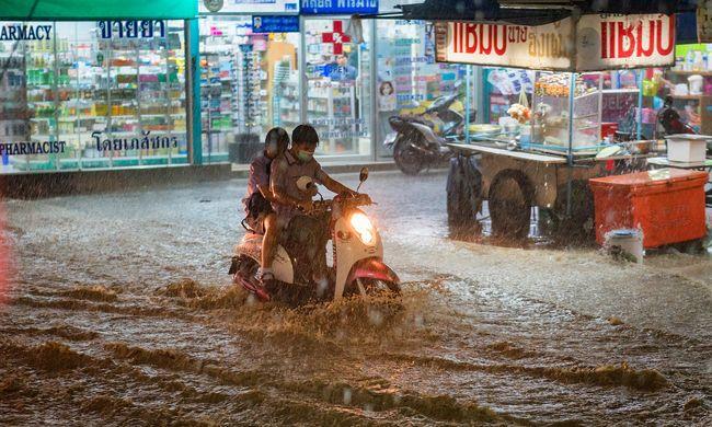 A következő években még durvább áradások jönnek, ezt mondják a tudósok a csapadék eloszlásáról