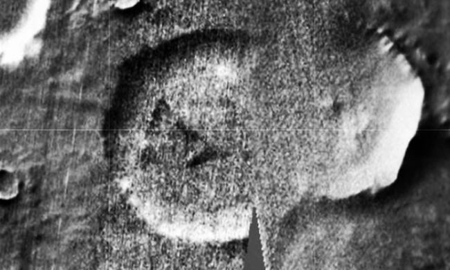 Hihetetlen dolgot fotózott a Mars körül keringő műholdunk