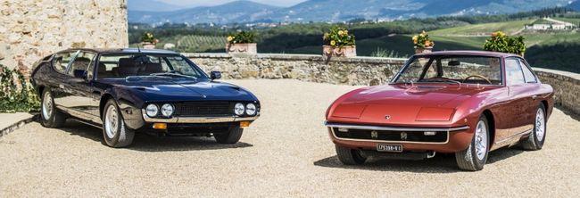 50 éves bikák: Lamborghini Espada és Islero