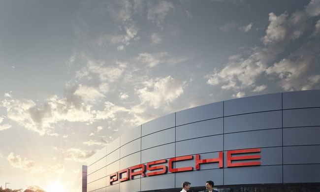 Gyakornok voltam a Porsche Hungarianal