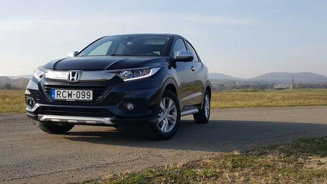 Szeresd meg fokozatosan - Honda HR-V 1.5 I-VTEC CVT teszt