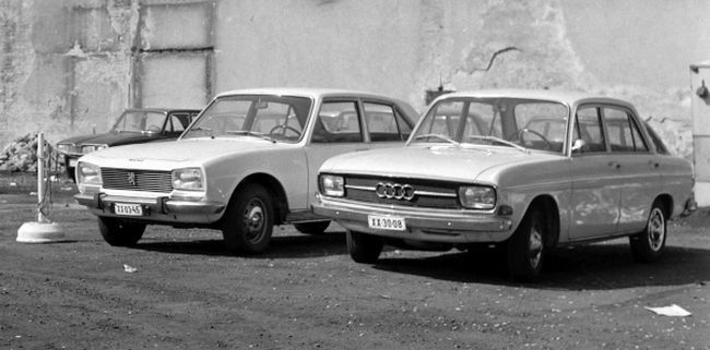 50 éves a Peugeot 504