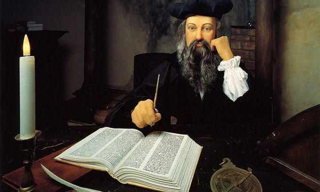 Baljós hírek: ez történik hamarosan Nostradamus jóslata szerint