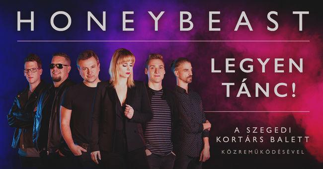 A Szegedi Kortárs Balettel turnézik a Honeybeast