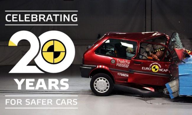Mit mutat az Euro NCAP töréstesztje? - 1. rész
