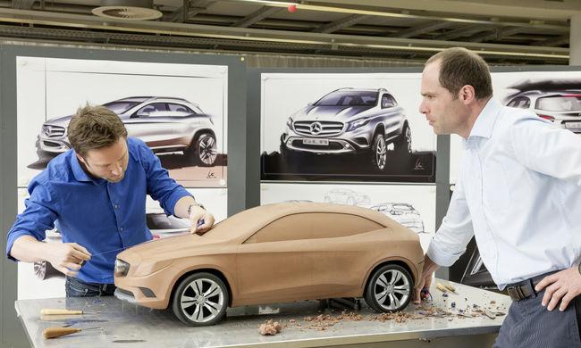 Egy Mercedesen mindig lesz maszk - Interjú Robert Lešnikkel, a Mercedes dizájnigazgatójával 2.rész