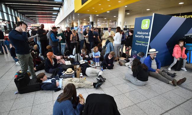 Fejlemény a reptéri drónozás ügyében: ez történt az őrizetbe vettekkel