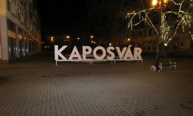 Dráma Kaposváron: a fő utcán vertek meg egy férfit