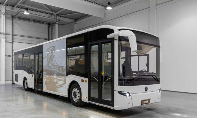 Debreceni újító - itt a Mercedes-Benz REFORM 501 LE
