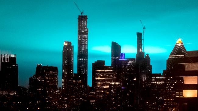 UFO okozhatta a trafóállomás robbanását New Yorkban