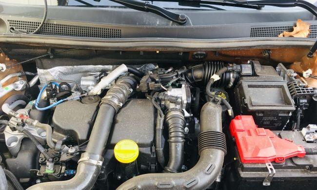 Dacia Duster teszt: jól megy és alig eszik