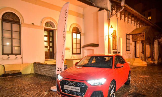 Kettős és családias Audi-premier volt Szegeden: A1 és Q3