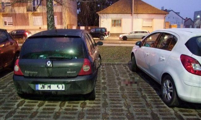 Súlyosan megsérült egy férfi Zalaegerszegen, balhé volt a parkolóban