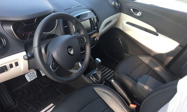 Renault Captur teszt: erős motorral az igazi