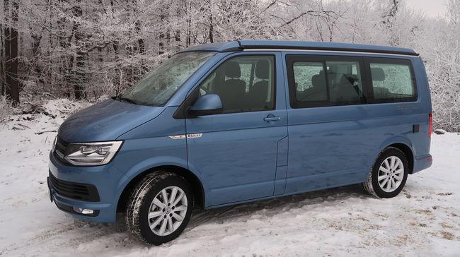 Rejtett képességek - Volkswagen California Balaton Edition