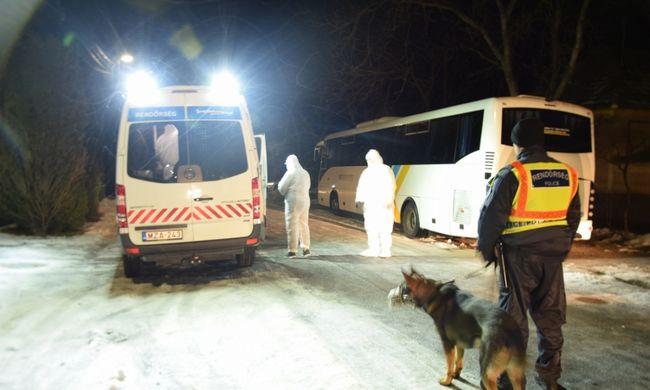 Tragédia történt éjjel Káptalanfán, osztrák férfi gyilkolt a magyar családban