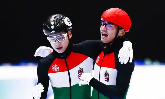 Sporttörténelmet írtak a magyarok Hollandiában