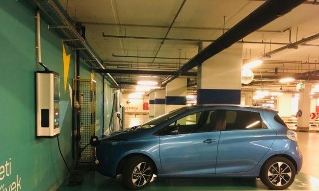 Renault Zoe teszt: mindenki megnyugodhat