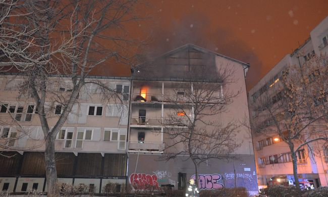 Megrázó részletekre derült fény a halálos kollégiumi tűzről