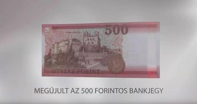 Készüljön, péntektől új bankjegyek kerülnek forgalomba