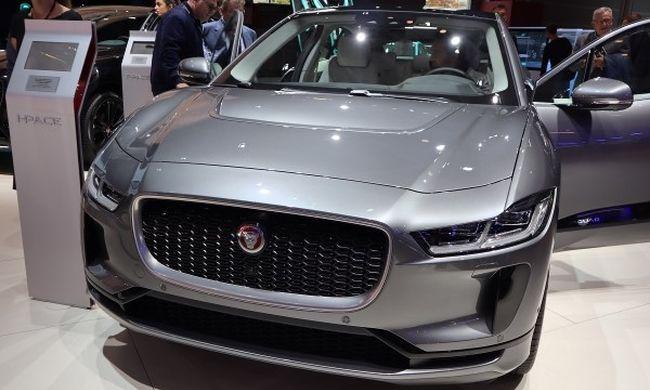 Stimulált ragadozó: Jaguar I-Pace