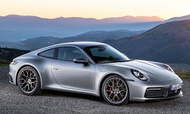 Az új Porsche 911 megkapta az aquaplaning ellenszerét